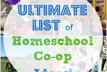 Elementary Co-Op Ideas
