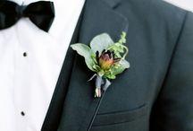 Wedding Inspiration - Grooms
