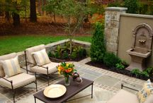 Outdoor Rooms/Spaces