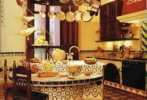 Mexican kitchens