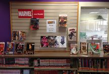 The Teen Space / A look at what we have going on at the library for teens in grades 7 through 12!
