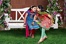 Biba Girls Autumn Winter 2012 Campaign / by Biba India