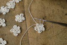 Crouchet flowers / Crochet flowers