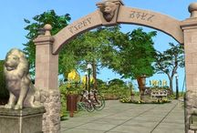 The Sims 2 park downloads