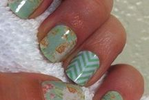 Jamberry Nails / by Mindy Neeley