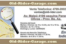 Diseños y Proyectos Integrales - Old-Rider.com / Diseñamos y hacemos tu Proyecto de manera Integral.  Hogares - Oficinas - Bares - Cervecerías - Resto -  Etc