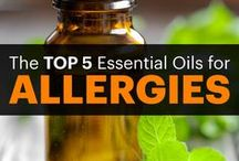 Essential oil remedies & blends