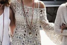 bluzki sweterki sukienki hand made