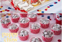 Clifford The Big Red Dog Birthday Party Ideas