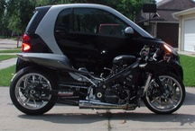 Cars & Motorcycles / by Joey Willhite