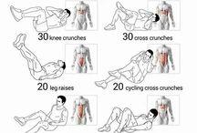Getting fit / by Sammy Wells