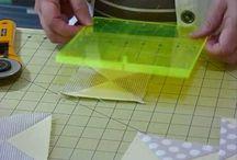 квадраты и треугольники