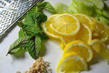 citron menthe concombre