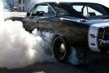 Girls like cool cars too