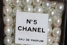 Perfumes bottles