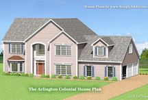 Dream Home Plans / Really nice home plans. / by Proven Helper Handy How-to's
