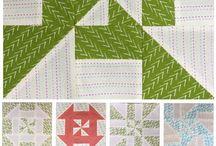 Probelappen-Quilts