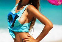 I-Magazine Editorial / Blue Glue Bikini featured on I-Mag Editorial by Glen Krohn