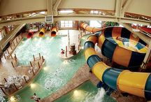 Indoor Waterparks / The best indoor waterparks across America