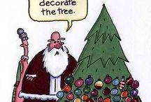 Christmas stuff
