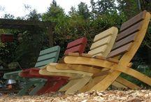 Krzesła diy / Krzesła, stołki, taborety,
