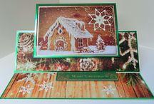 "Kanban ""Cozy Christmas"" Kit / Inspiration using the Kanban Cozy Christmas Collection"