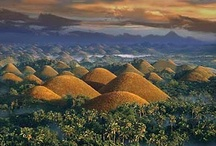 Favorite Places & Spaces / chocolate hills. next time shall visit this amazing place