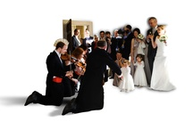 Elegant Wedding Music / The Magnolia Jazz Band likes these inspiring photos of people enjoying elegant music at their weddings and parties.