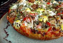 Pizza oven recipes / by Kim Woitas
