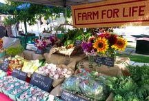 Farmers' Market Stuff
