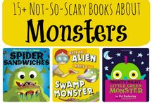 Books: Monsters