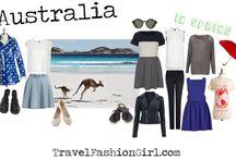 Adelaide or around Australia