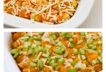 Casseroles/Easy peasy