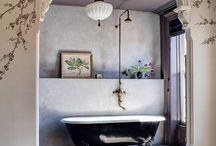 bathroom / by Amie Beswick