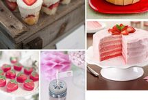 Party - Kids Strawberry shortcake