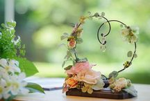 Engagement ring decoration