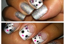 Cute My Nails! / by Madeline Pickett