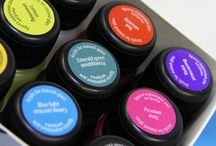 Decorative acrylic paints