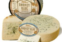 Food - Cheese / Favorite cheeses and those yet to try! Viva la frommage!! / by Heather Torrence