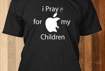 Christian Parenthood Tshirts / Tshirts made for Christian parents