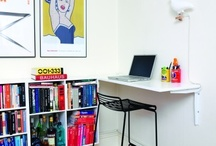 Home office / by Andrea Gagnon