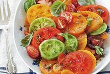 Salads & More Salads