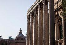 Rome sfeervolle monumenten