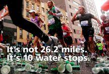 Marathon'n it baby / by Amy Claycomb