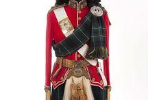 My highland guardsman doll