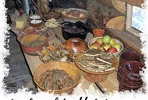 Medieval Themed Dinner Party / Dine like you mean it...