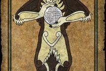 Pagan, Animistic, Folk and Ancestral