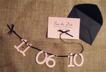 wedding save the date ideas ♥