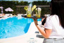 Liquido Pool Lounge