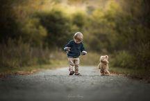FOTOGRAFIA • Crianças
